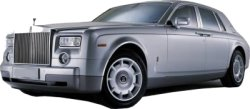 Hire a Rolls Royce Phantom or Bentley Arnage from Cars for Stars (South London) for your wedding or civil ceremony